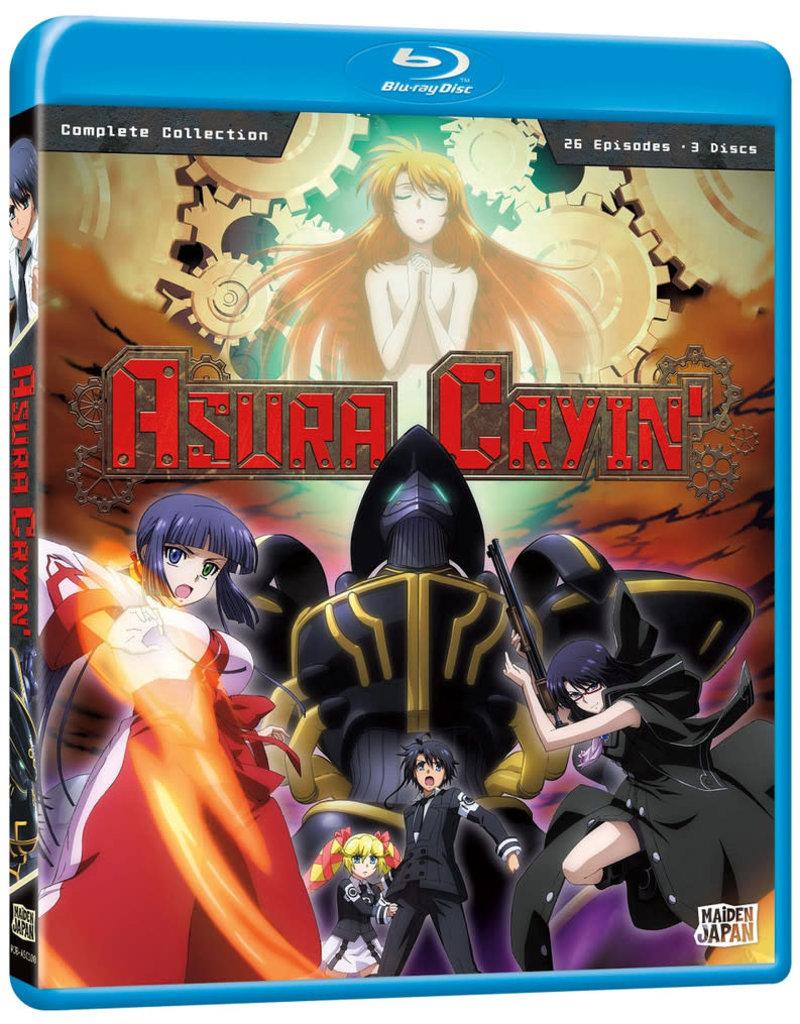 Sentai Filmworks Asura Cryin' Blu-Ray