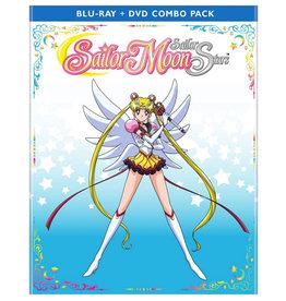 Viz Media Sailor Moon Sailor Stars (Season 5) Part 1 Blu-Ray/DVD