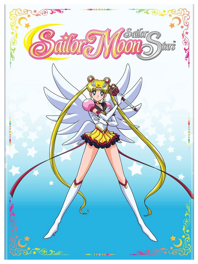 Viz Media Sailor Moon Sailor Stars (Season 5) Part 1 DVD