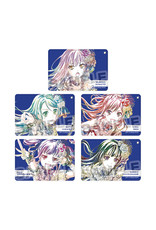 Bushiroad BanG Dream Ani-Art Pass Case Roselia