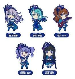 Good Smile Company BanG Dream! Nendoroid Plus Trading Rubber Straps Roselia