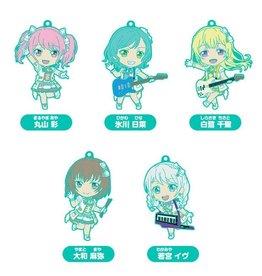 Good Smile Company BanG Dream! Nendoroid Plus Trading Rubber Straps Pastel Palettes