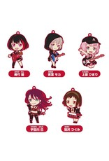 Good Smile Company BanG Dream! Nendoroid Plus Trading Rubber Straps Afterglow