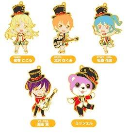 Good Smile Company BanG Dream! Nendoroid Plus Trading Rubber Straps Hello Happy World