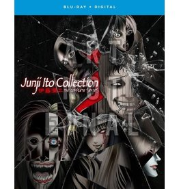 Funimation Entertainment Junji Ito Collection Blu-Ray