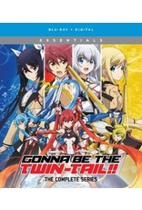 Funimation Entertainment Gonna Be the Twin-Tail! Essentials Blu-Ray