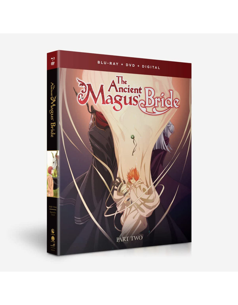 Funimation Entertainment Ancient Magus Bride,The Part 2 Blu-Ray/DVD*