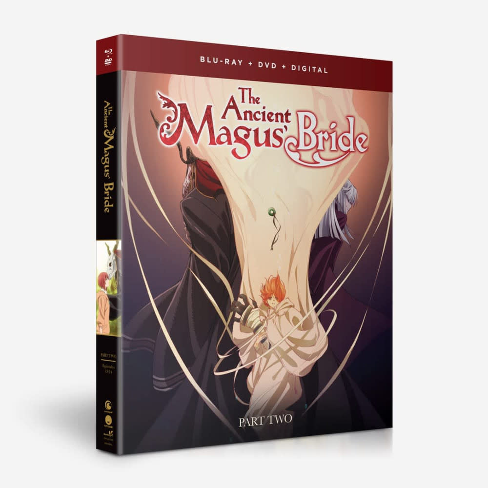 Funimation Entertainment Ancient Magus Bride,The Part 2 Blu-Ray/DVD