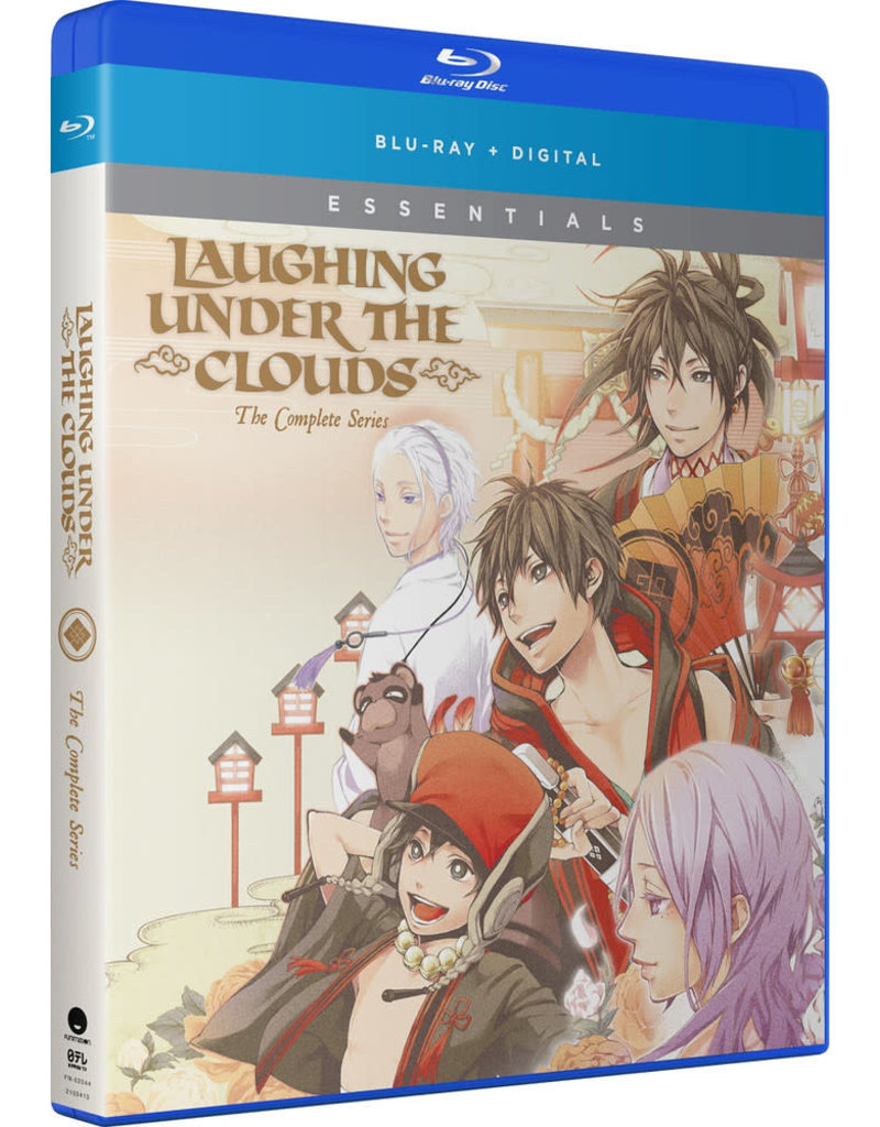 Funimation Entertainment Laughing Under the Clouds Essentials Blu-Ray