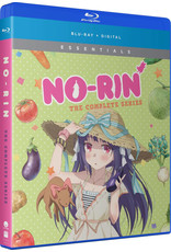 Funimation Entertainment No-Rin Complete Essentials Blu-Ray