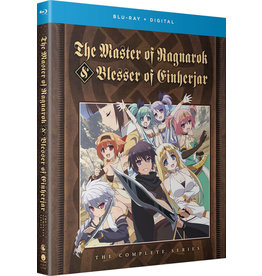 Funimation Entertainment Master Of Ragnarok And Blesser Of Einherjar,The Blu-Ray