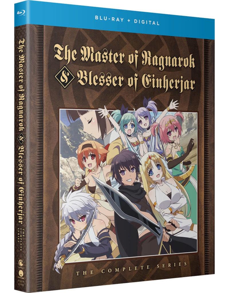 Funimation Entertainment Master Of Ragnarok And Blesser Of Einherjar,The Blu-Ray