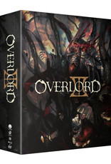 Funimation Entertainment Overlord Season 3 Blu-Ray/DVD LE