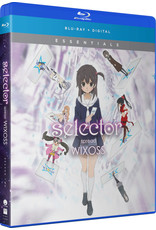Funimation Entertainment Selector Spread Wixoss Essentials Blu-Ray