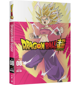 Funimation Entertainment Dragon Ball Super Part 8 DVD