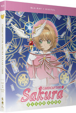 Funimation Entertainment Cardcaptor Sakura Clear Card Part 2 Blu-Ray/DVD
