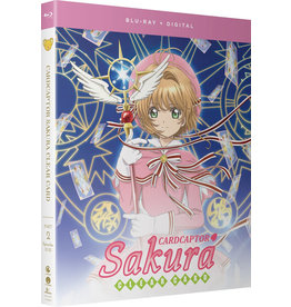 Funimation Entertainment Cardcaptor Sakura Clear Card Part 2 Blu-Ray/DVD*