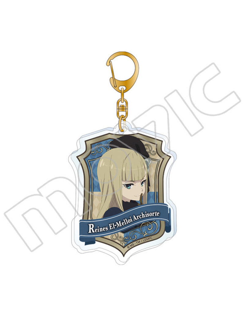 Movic Case Files of Lord El-Melloi II Keychain
