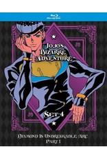 Viz Media Jojo's Bizarre Adventure Season 4 LE
