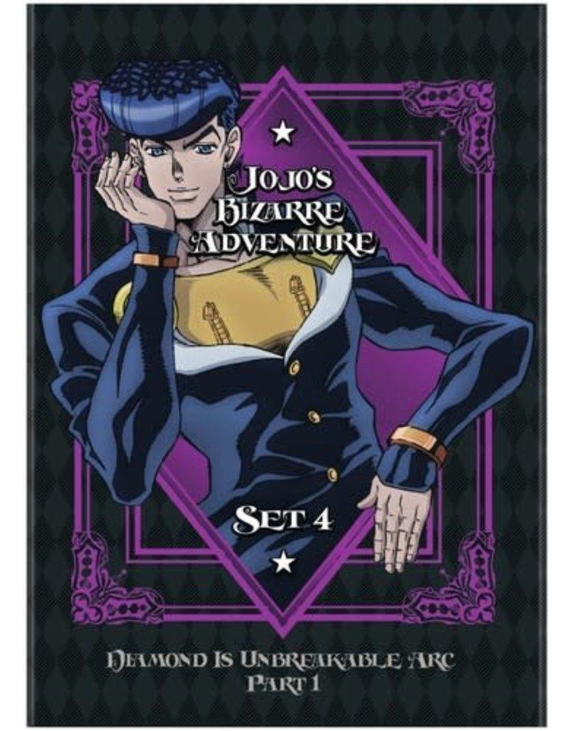 Viz Media Jojo's Bizarre Adventure Season 4 Part 1 (Set 4) DVD