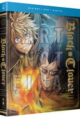 Funimation Entertainment Black Clover Season 1 Part 5 Blu-Ray/DVD