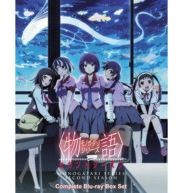 Aniplex of America Inc Monogatari Series Second Season Complete Blu-ray Box Set