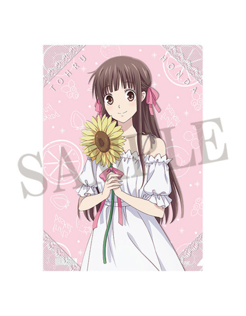 Fruits Baskets Summer Collab Clear File