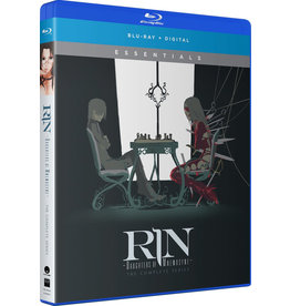 Funimation Entertainment Rin: Daughters of Mnemosyne Essentials Blu-Ray
