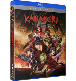 Funimation Entertainment Kabaneri of the Iron Fortress Season 1 Essentials Blu-Ray/DVD