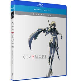 Funimation Entertainment Claymore Essentials Blu-ray