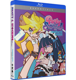 Funimation Entertainment Panty and Stocking With Garterbelt Essentials Blu-Ray