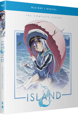 Funimation Entertainment ISLAND Complete Series Blu-Ray