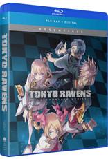 Funimation Entertainment Tokyo Ravens Complete Series Essentials Blu-Ray