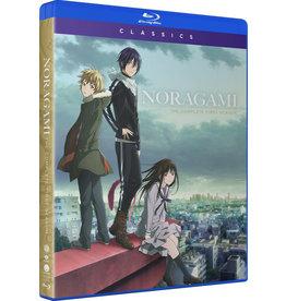 Funimation Entertainment Noragami Season 1 Classics Blu-Ray