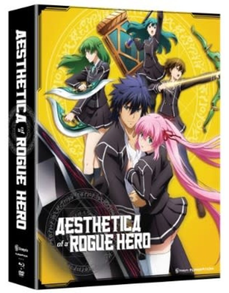 Funimation Entertainment Aesthetica of a Rogue Hero (S.A.V.E. Edition) DVD