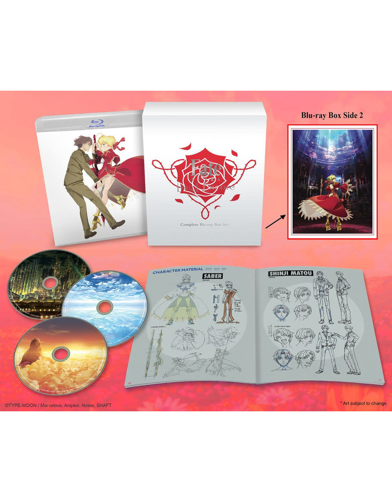 Aniplex of America Inc Fate/EXTRA Last Encore Box Set Blu-Ray
