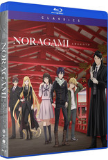 Funimation Entertainment Noragami Aragoto(Season 2) Classics Blu-Ray