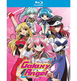 Nozomi Ent/Lucky Penny Galaxy Angel A Blu-Ray