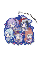 BanG Dream! Girls Band Party! Rubber Strap RICH+