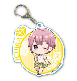 Quintessential Quintuplets Tekutoko Choi Acrylic Keychain