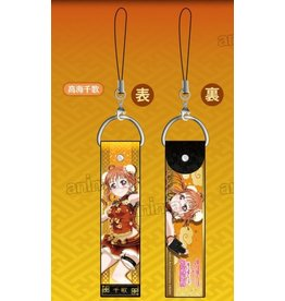 Animate Love Live! All Stars Deka Strap (Aqours)