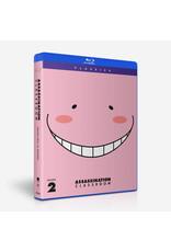 Funimation Entertainment Assassination Classroom Season 2 Classics Blu-Ray