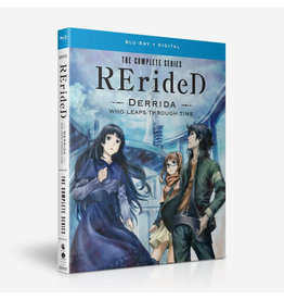 Funimation Entertainment RErideD? Derrida Who Leaps Through Time Blu-Ray