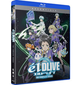 Funimation Entertainment ElDLIVE Essentials Blu-Ray