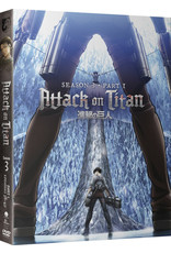 Funimation Entertainment Attack On Titan Season 3 Part 1 DVD