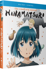 Funimation Entertainment Hinamatsuri Blu-Ray*
