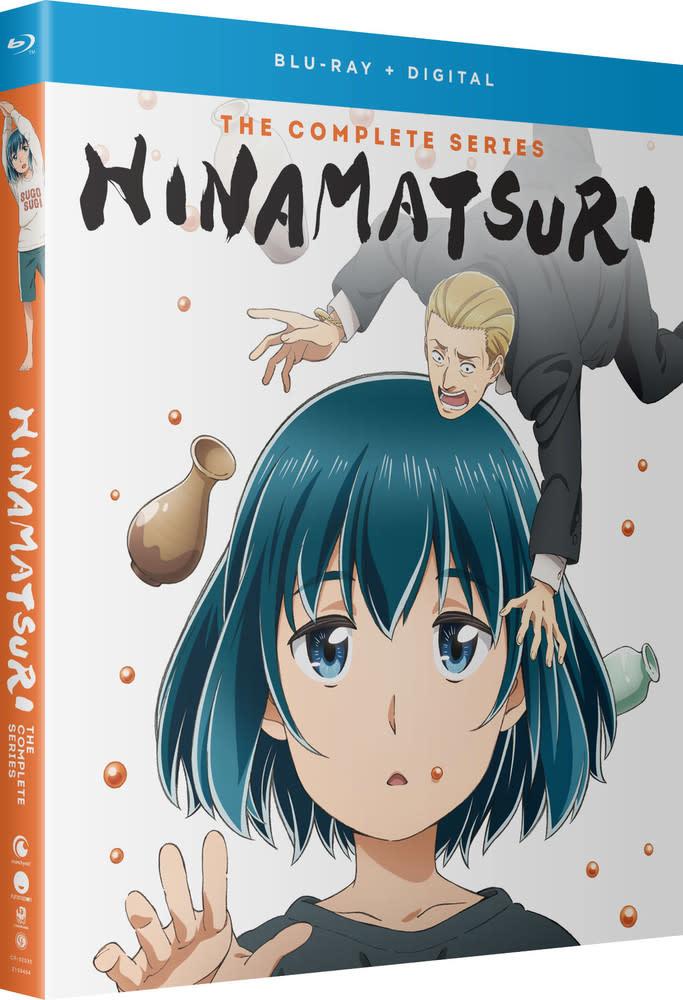 Funimation Entertainment Hinamatsuri Blu-Ray