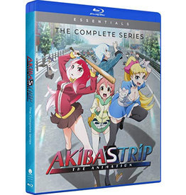 Funimation Entertainment Akiba's Trip Essentials Blu-Ray