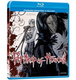 Sentai Filmworks Pet Shop of Horrors SD Blu-Ray
