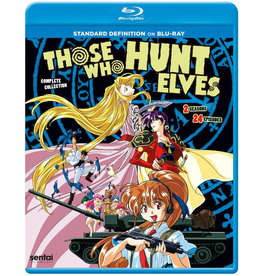Sentai Filmworks Those Who Hunt Elves SD Blu-Ray